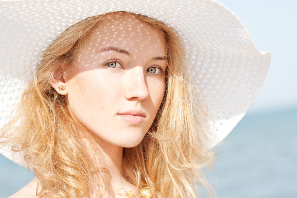 protección solar para la piel