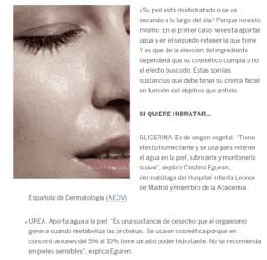 dermatologo madrid crema antiarrugas