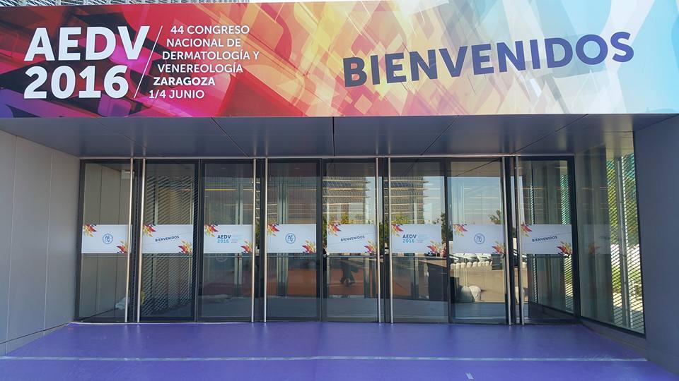 congreso dermatología y venereologia AEDV