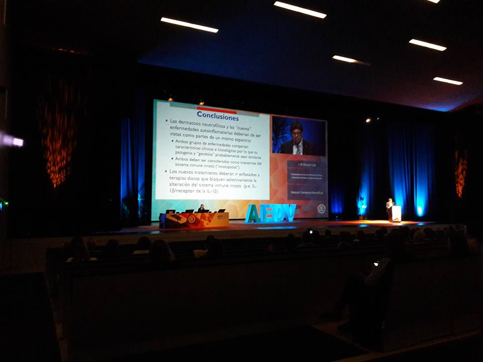 congreso aedv dermatologo madrid