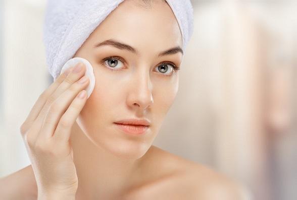 Dermatología y estética piel roja