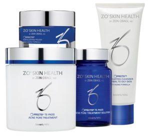 Rosácea piel roja productos ZO Skin Health Madrid
