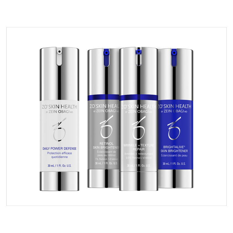 Phase I: Anti-Aging Skincare Program