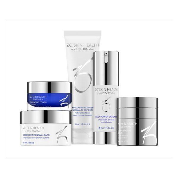 Phase II: Anti-Aging Skincare Program
