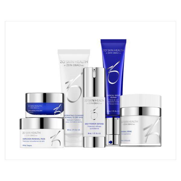 Phase III: Anti-Aging Skincare Program