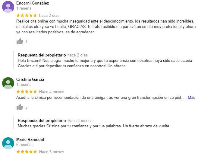 pedir cita dermatología online